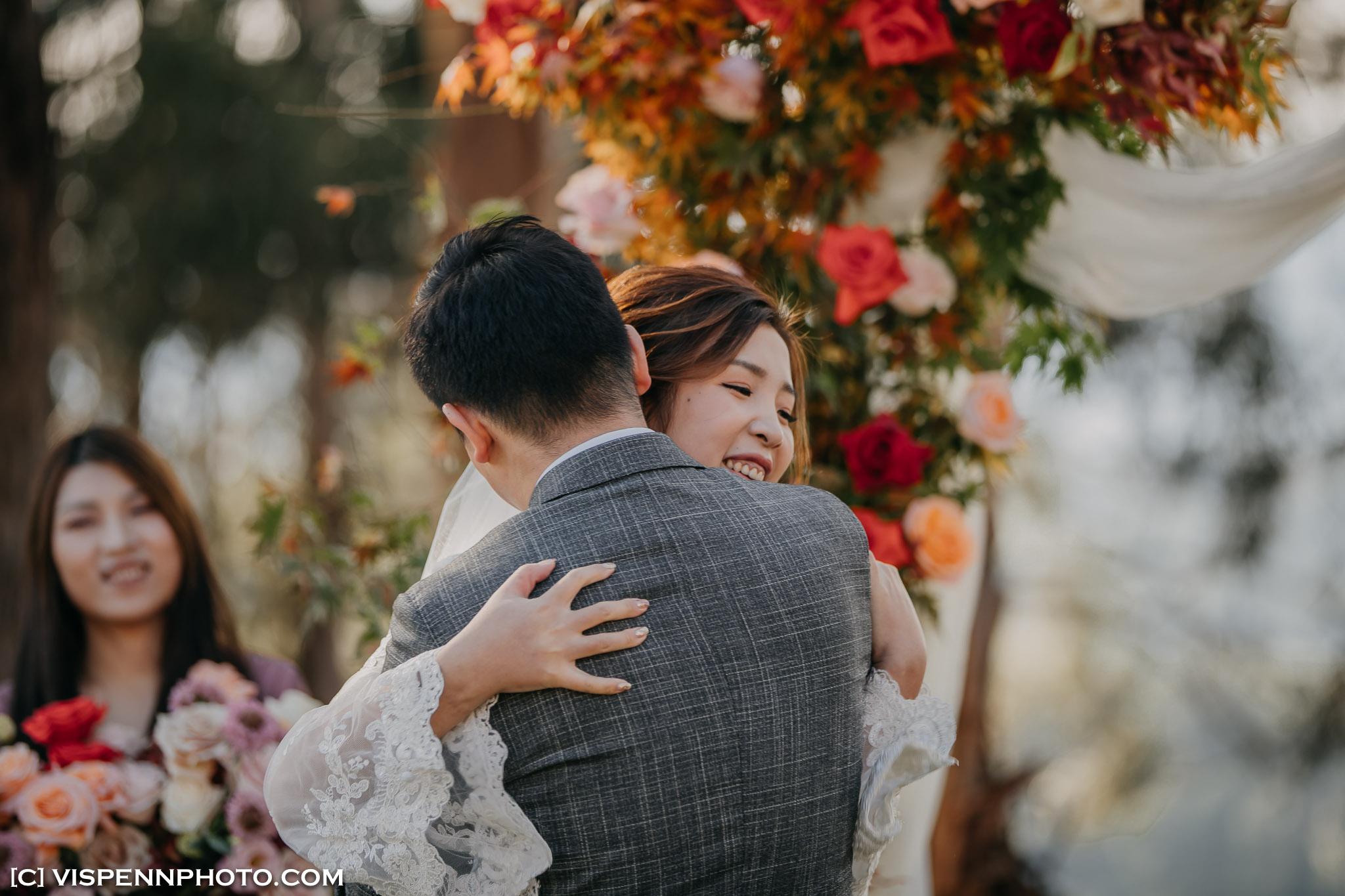 WEDDING DAY Photography Melbourne VISPENN 墨尔本 婚礼跟拍 婚礼摄像 婚礼摄影 结婚照 登记照 DominicHelen 2P 5763 1DX2 VISPENN