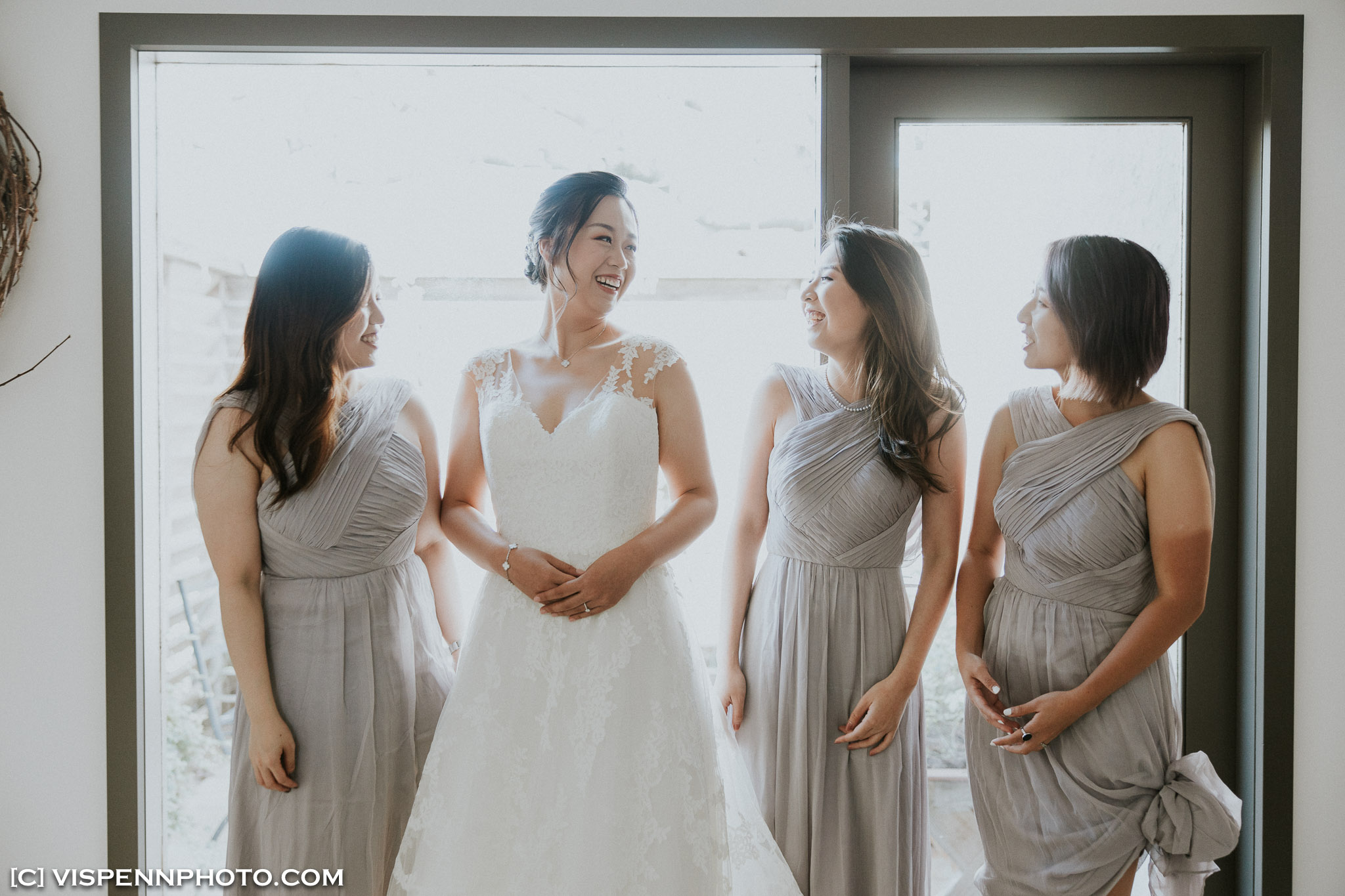 WEDDING DAY Photography Melbourne VISPENN 墨尔本 婚礼跟拍 婚礼摄像 婚礼摄影 结婚照 登记照 LeanneWesley 02375 1P EOSR VISPENN
